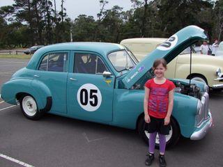 Steph & the Racecar
