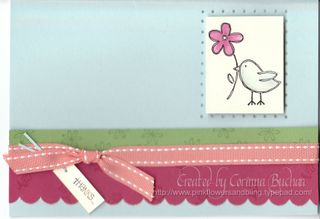 Birdie-Card-Challenge