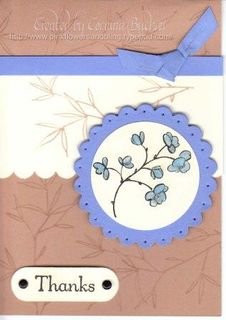 Card Challenge Creamy Ballet w Black copy