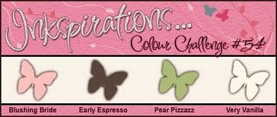 #54 Makeesha Colour Challenge 54